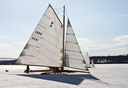 Historic Ice Boats on the Hudson River ( 03/14 )